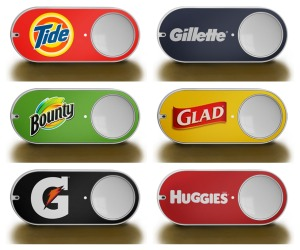 amazon dash, amazon button, dash button